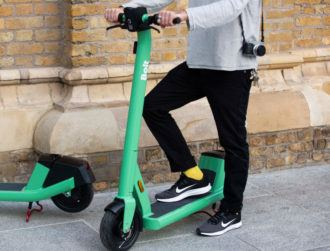 Bolt promises 10,000 carbon-negative e-scooters for Ireland