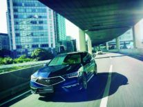 6 key features of Honda's first partially self-driving car