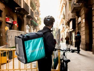 Deliveroo reports narrowing losses as it prepares London IPO