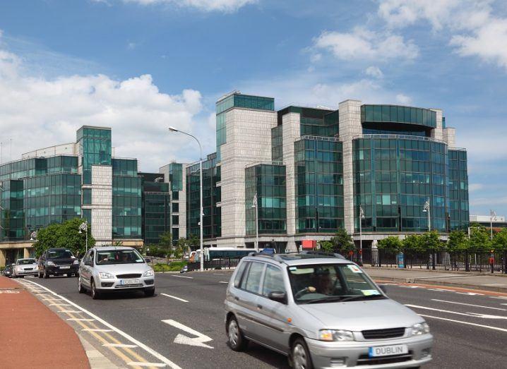 International Financial Services Centre in Dublin