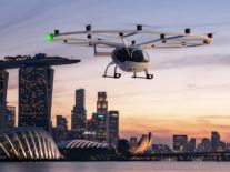 Flying taxi firm Volocopter raises €200m
