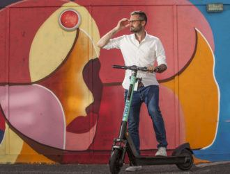 AI e-scooters will be put to the test in DCU trial