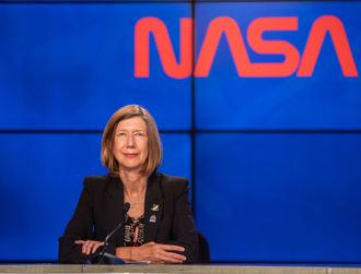 Meet the woman leading NASA's human spaceflight programme