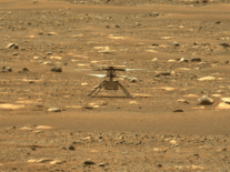 NASA's Mars helicopter Ingenuity to take its first flight