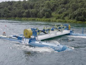 Irish-led tidal energy project receives €3m in EU funding