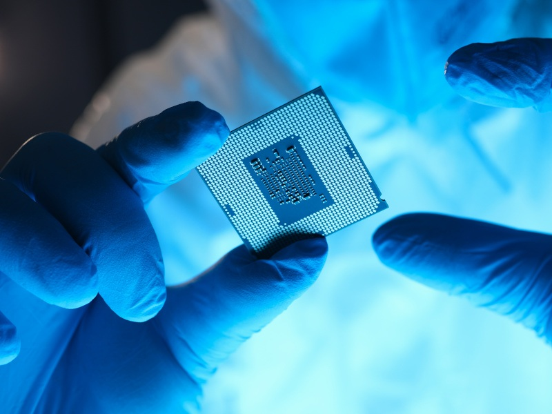 What's going on with the global chip shortage?