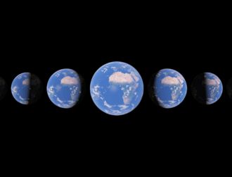 Watch four decades of planetary change on Google Earth