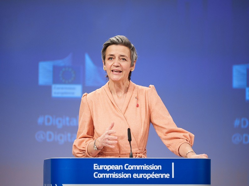 EU unveils game plan to rein in 'high-risk' AI
