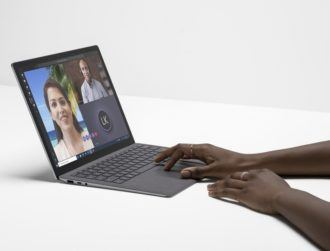 Microsoft touts Surface Laptop 4 as remote working tool
