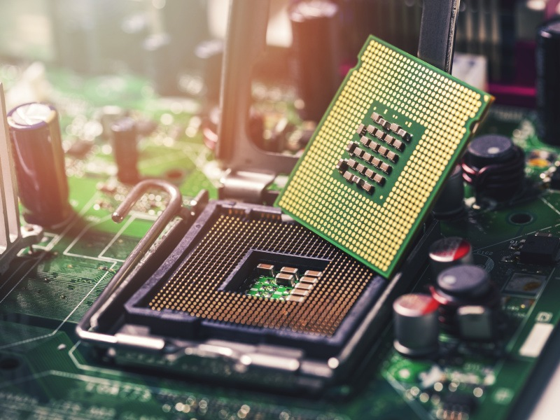 Global chip shortage continues to wreak havoc on supply chains