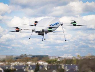 Drone operator Manna Aero first in Ireland to receive IAA certificate
