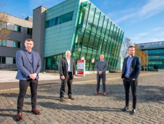 QUB spin-out AntennaWare raises six-figure seed round