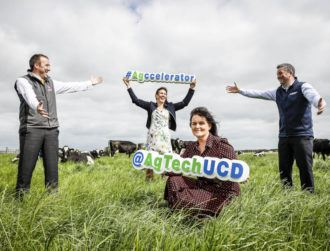 UCD to grow food and agritech start-ups with new accelerator