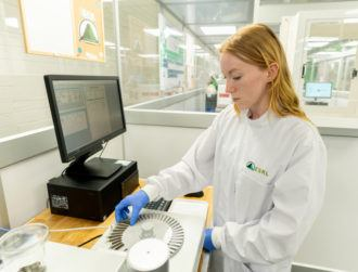 New facility to help researchers analyse Ireland's geological composition