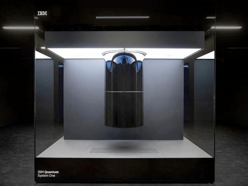 IBM launches German-based quantum computer