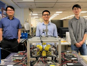 NTU Singapore's new mini robots can swim like jellyfish and build micro-devices