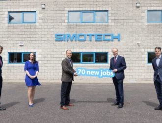 70 jobs in Ireland planned at automation company SimoTech