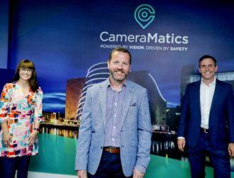 CameraMatics' Mervyn O'Callaghan named Founder of the Year