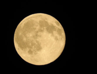 How you can catch a glimpse of this week's 'strawberry moon'