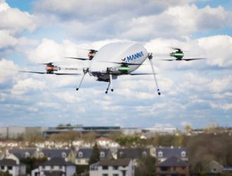 Galway-based drone delivery project's ambition is sky high