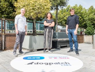 Dogpatch Labs and ESB sign five-year incubator partnership