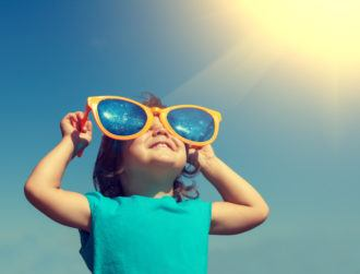 Sunlight exposure during the day can be good for your eyes