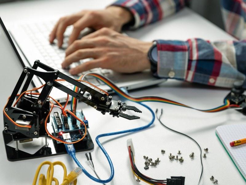 Alphabet has set up a new robotics subsidiary, Intrinsic