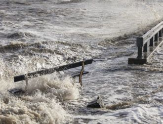 Rising sea levels will cause surge of flooding under moon's 'wobble'