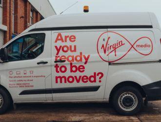 Virgin Media Ireland sees 3pc revenue growth in first half of 2021