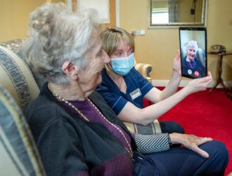 SaaS app is keeping Cork and Dublin nursing home residents connected