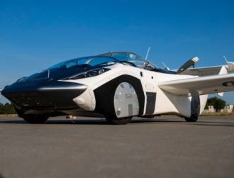 Could this flying car be the future of intercity travel?