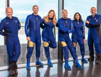 Branson plans to 'reach for the stars', nine days ahead of Bezos