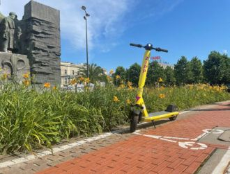 Zipp Mobility brings its e-scooters to Poland
