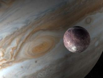 Hubble telescope detects water vapour on Jupiter's moon Ganymede