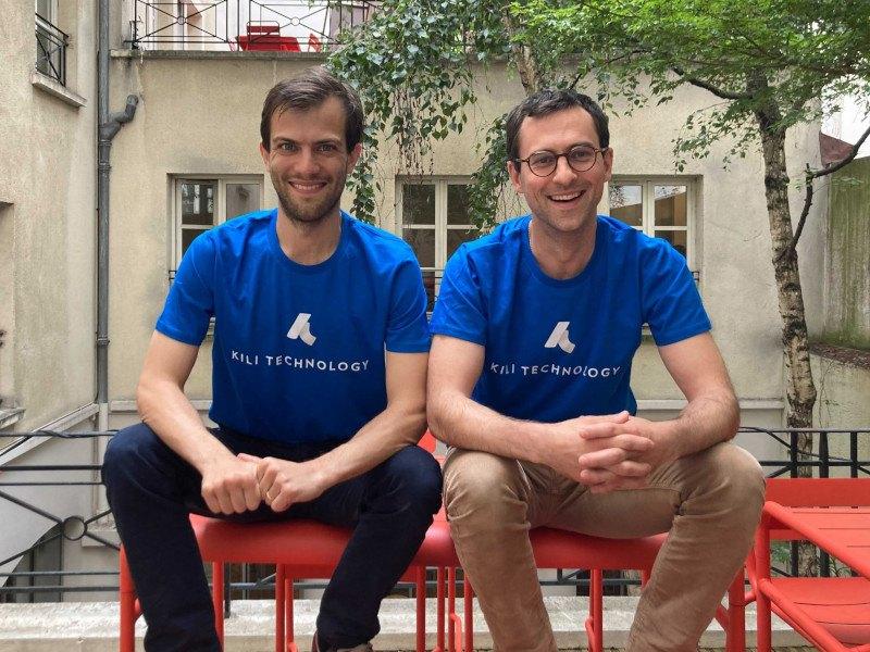 French AI data training start-up Kili Technology raises $25m - kilicofounders