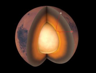 Marsquakes key to NASA's mapping of the Red Planet