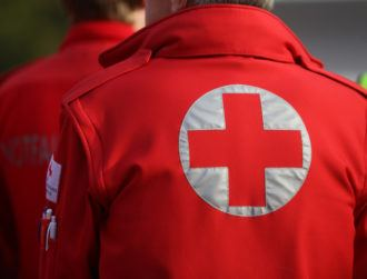 Bio-sensitive T-shirt uses 5G to help Red Cross reach 'the last mile'