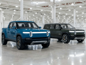 Rivian raises $2.5bn in new funding led by Amazon and Ford