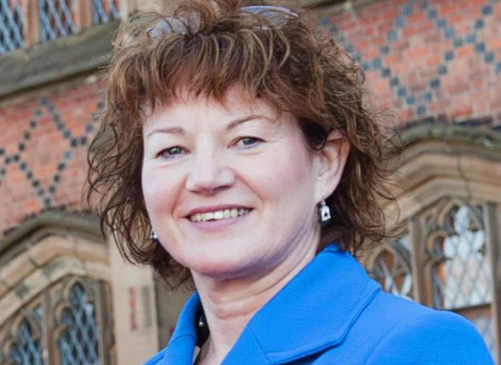 Headshot of Dr Anna Gavin, Northern Ireland Cancer registry Centre for Public Health at Queen's University Belfast.