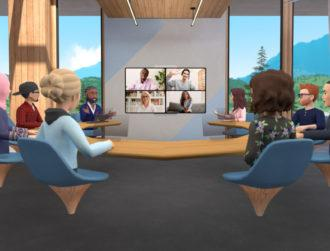 Facebook is trying to replicate the office with a new VR workspace