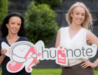 Limerick start-up Huggnote wins $50,000 prize on US TV show