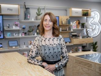 Three Ireland bets on return to in-person shopping with €27m investment