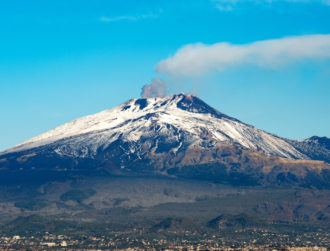 Mount Etna hits its tallest ever peak after months of volcanic activity