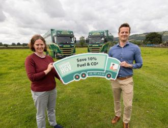 New smart tech programme aims to reduce HGV emissions in Ireland