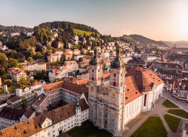 St. Gallen, Switzerland, where Frontify is based.