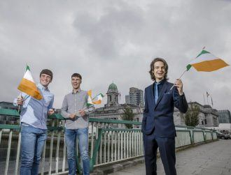 BT Young Scientist winners fly the flag for Ireland at European competition