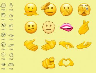 37 new emojis to be introduced over the coming months