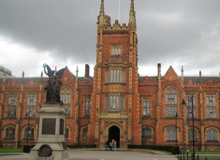 Queen's University Belfast, home of QUBIS.