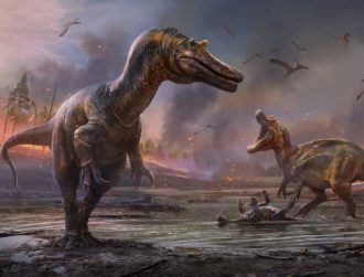 Newly discovered dinosaur species in the UK nicknamed 'hell heron'