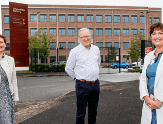 Invest NI-backed renewables company to expand with 10 new jobs